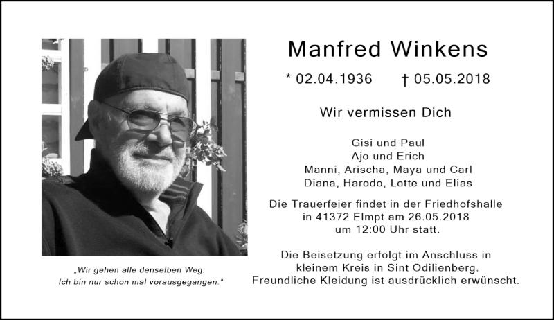 Manfred Winkens